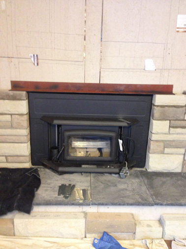 Stone Fireplace Surround Ottawa Case Study Stone