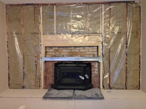 Stone Fireplace Surround - Ottawa Case study. Stone ...