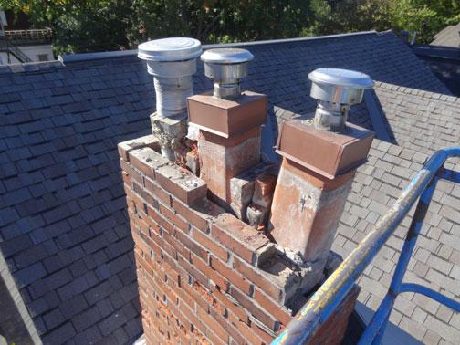 Chimney Cap Repair Ottawa