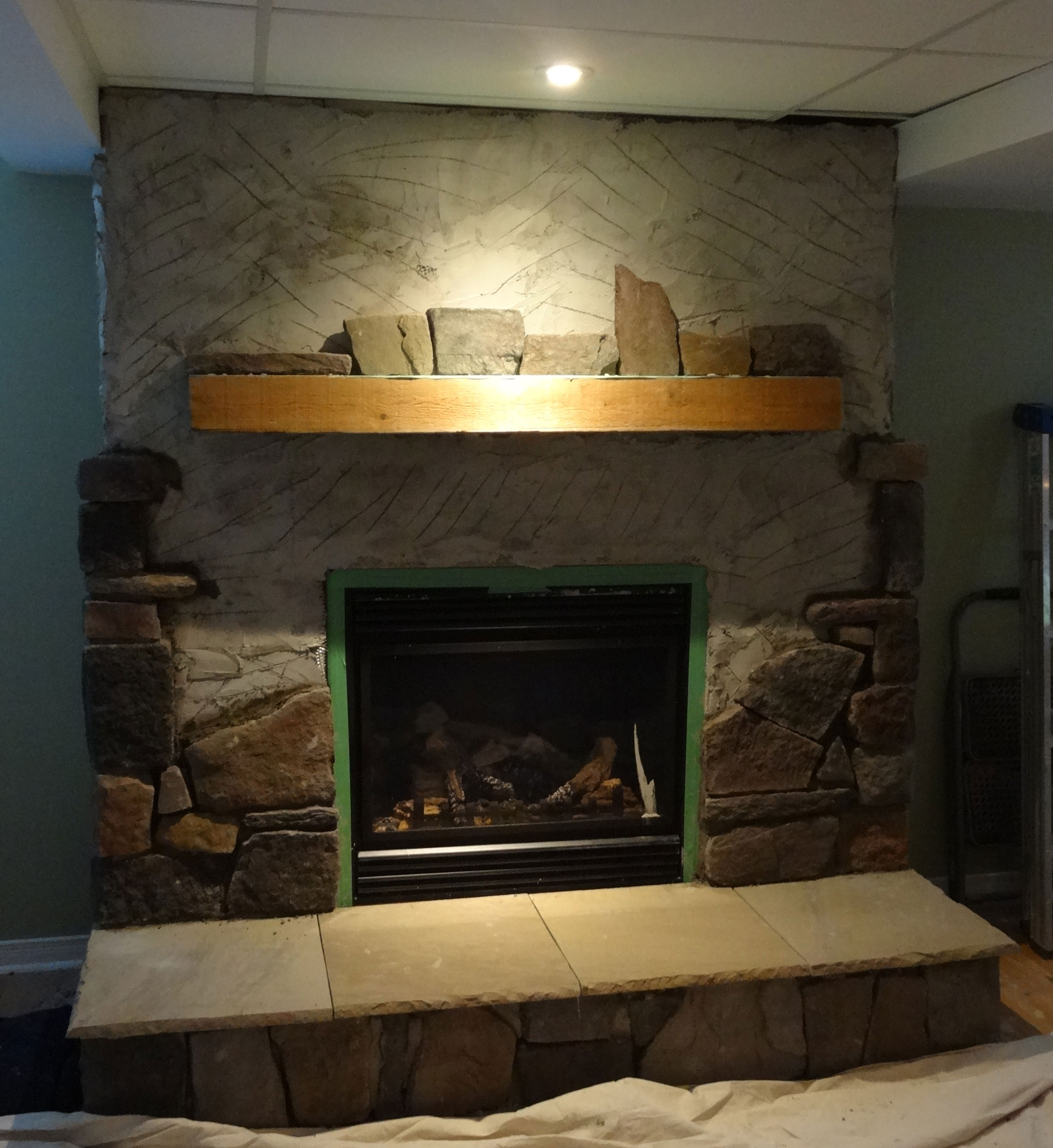 natural stone fireplace surround ottawa case study techniques