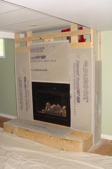 Natural Stone Fireplace Surround Ottawa Case Study
