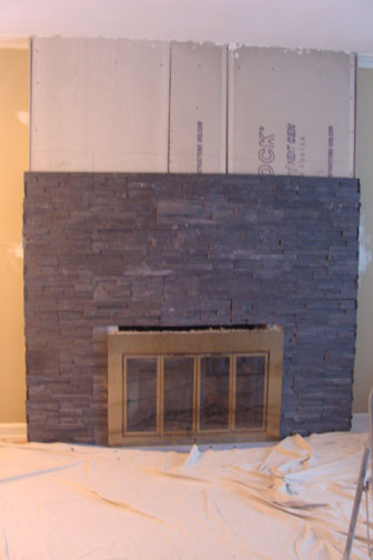 Natural Stone Fireplace Surround Ottawa Case Study